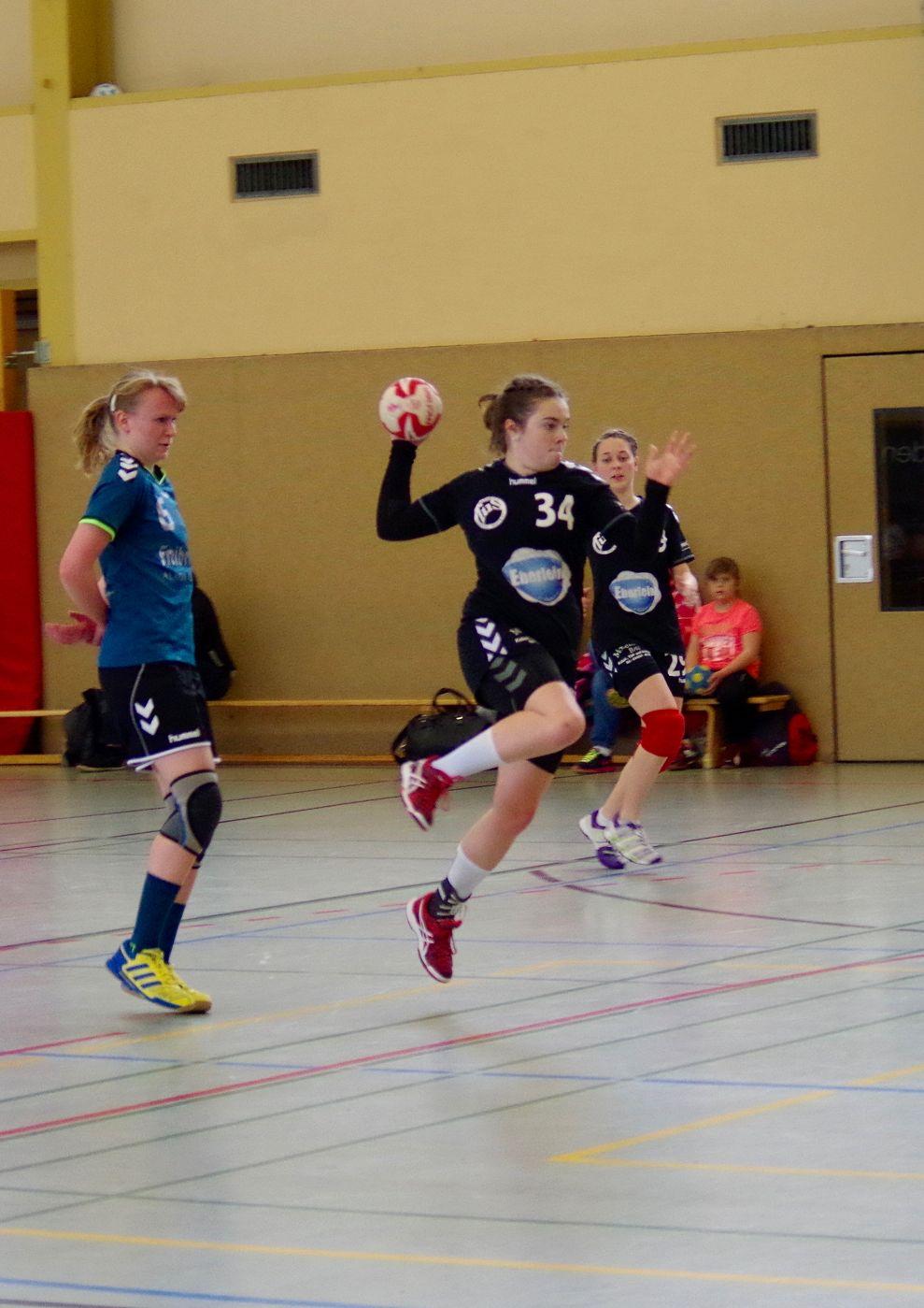 2  Frauen vs  Lok Leipzig-Mitte – TuS Mockau – Abteilung